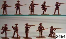 Armies in Plastic 5464 - US Revolution CONTINENTAL Army Figures-wargaming Kit