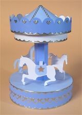 A4 Card Making Templates - 3D Opening Carousel & Display Box by Card Carousel