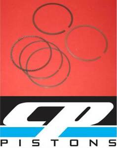 """CP RS1658-3937-0 Piston Rings for 100mm Pistons 3.937"""""""