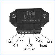 Modulo accensione Centralina BKL Spinterogeno HUECO 138401