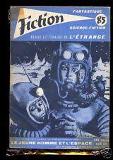 Fiction 85, 12.1960 Robert HEINLEIN SAKI J. RAY J. STERNBERG James BLISH BELEN