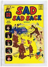 Haevey Comics Sad Sad Sack World #23 VF+ 1960