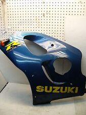SUZUKI 97 GSXR 600 GSXR600 SRAD LEFT SIDE FAIRING LOWER COWL BODY PLASTIC OEM