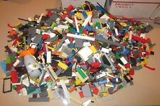 Bulk Lot of 9 Pounds lbs LEGO pieces Star Wars City Ninjago Space lbs MX2