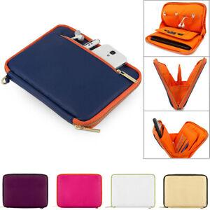 "VanGoddy Padded Tablet Sleeve Case Bag For iPad Mini 5 / 8"" Samsung Galaxy Tab A"