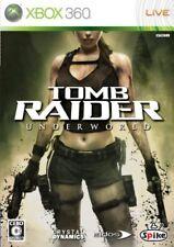 Used Xbox360 Tomb Raider Underworld [Japan Import]