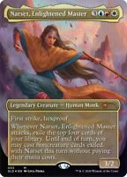 Magic: the Gathering Secret MTG Lair Narset, Enlightened Master Women's Day M/NM