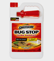 New!! Spectracide BUG STOP Insect Killer Ants Roaches Odorless 1 Gallon HG-96098
