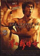 Legend of Bruce Lee 2 Dvd Set Mark Dacascos tribute fight
