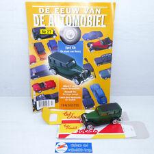 Solido 1:43 | Ford V8 - Hachette 'De Eeuw van de Automobiel'