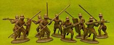 French Crossbowmen Pavisiers Medieval Knights 1/32 54MM Expeditionary Force Toy