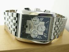 MEN'S 38MM RAYMOND WEIL DON GIOVANNI CHRONOGRAPH AUTOMATIC STAINLESS STEEL 4878