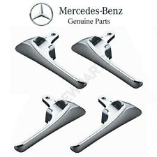 Mercedes S211 W211 W219 Pair Set of 2 Front & Rear Inside Door Pull Handles OES