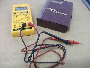 Test Lab Digital Multimeter Metex M-3800 - ref 4119