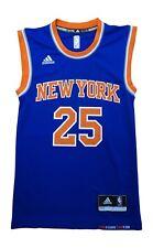Adidas New York Knicks Rose 25 Mens Nba Basketball Jersey Vest CB9995