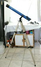 Vtg Swift Aerolite Refactor Telescope Model 863 D=6M F=800Mm & Accessories