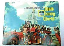 A Pictorial Souvenir of Walt Disney World Brochure circa 1976 VGC