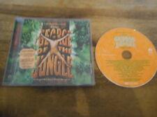 CD OST Soundtrack - Walt Disney : George Of The Jungle (19 Song) WALT DISNEY jc