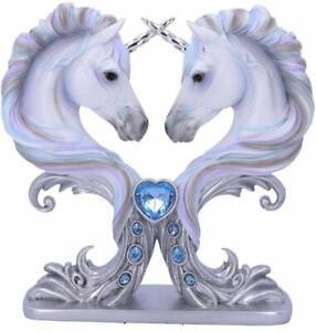 Nemesis Now Pure Affection B4885P9 Unicorn Statue Ornament