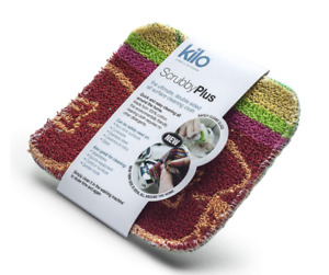 Kilo Scrubby PLUS - The ULTIMATE Double Sided All Purpose Cleaning Surface Cloth