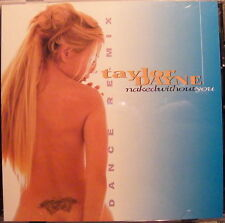 CD Taylor Dayne / Naked without you - Dance Remix – Pop  1999