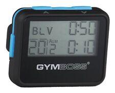 Gymboss Timer per intervalli e Cronometro – Rivestimento Morbido colore ...