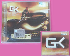 CD GLAMMA KID Kidology 2000 Uk WARNER MUSIC SIGILLATO no mc dvd lp (CS20)