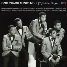 "ONE TRACK MIND!  ""MORE MOTOWN GUYS Feat. UNISSUED MASTERS""  24 TRACKS"