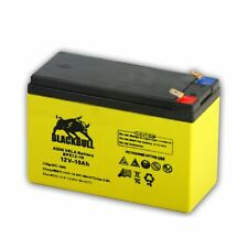 Blackbull 12V Batterie à Décharge Profonde Gel Plomb High-Power 9AH 9,5AH