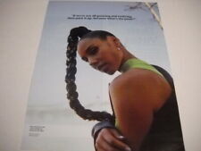 Alicia Keys asks.because what's the point Original 2019 Promo Poster Ad mint