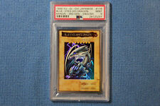 Yugioh BANDAI English No.118【Blue-Eyes White Dragon】Super Rare - PSA 9 Mint