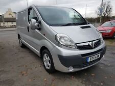 Vivaro Right-hand drive Commercial Van-Delivery, Cargoes