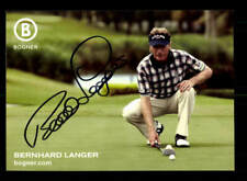 Antiques Original Autogramm Bernd Wiesberger Golfer Wiesberger Bernd