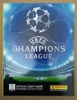 Full-Set Completo Figurine-stickers CHAMPIONS LEAGUE Panini 2010-11