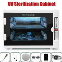 10L UV Sterilizer Disinfection Box Medical SPA Ultraviolet Sterilization Cabinet