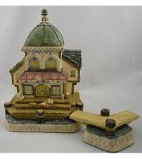 David Winter Cottage BARNACLE THEATER #1082 *NIB* Beautiful Piece* FREE SHIP