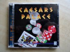 Caesars Palace PC 1997 Computer Video Gaming with Manual Interplay Windows 95