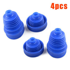 4pcs Joint Boot Drive Shaft Universal Silicone CV Suitable For All Cars