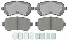 ACDelco 17D1021CH Rear Ceramic Brake Pads