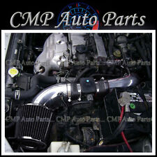 BLACK 1999-2003 Protege5 MP3 MP5  1.8 1.8L 2.0 2.0L AIR INTAKE KIT