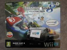 Nintendo Wii U Console  - Brand New/Sealed - 32gb Mario Kart edition