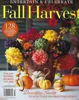 Entertain & Celebrate Fall Harvest  2019