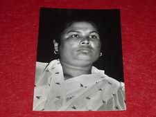 [ALTER-MONDIALISME] 1rst TOES 1989 / BULI ROKEYA (Bangladesh) / PHOTO Vintage