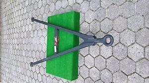 Regensburger Jost Zuggabel Deichsel GNZ27 D120 YG21011070600 10t