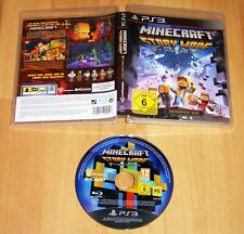 Minecraft: Story Mode - A Telltale Games Series Sony Playstation PS3 PAL