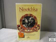 Ninotchka (VHS) Large Case Melvyn Douglas Ina Claire