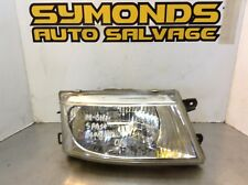 Mitsubishi Space Wagon DRIVER SIDE OFF SIDE O/S FRONT  LIGHT HEADLIGHT REF: H821
