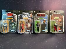2020 Star Wars Vintage Collection Wave S3 Vc 172 173 174 175 Set of 4 In Hand