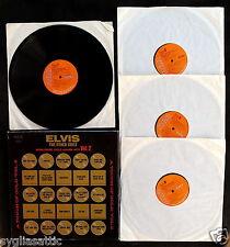 ELVIS PRESLEY-THE OTHER SIDES-4 ALBUM BOX SET-RARE UK IMPORT-RCA VICTOR LPM 6402