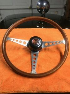 Speedwell Formula Steering Wheel With Boss for Austin / Morris Mini Cooper or S